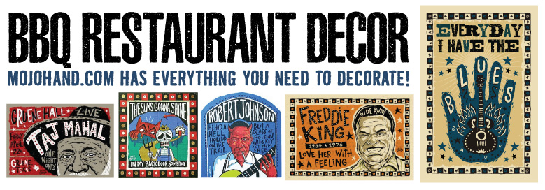 BBQ Restaurant Decor Store - Ideas and tips from Mojohand.com