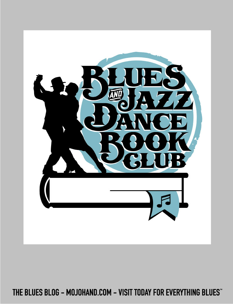 Blues and Jazz Book Club logo