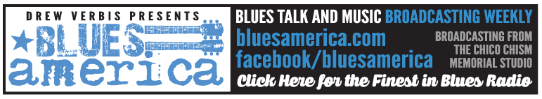 blues america radio - Mojohand.com, blues radio, news and music