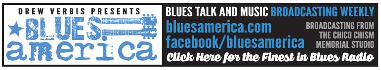 blues america radio - Mojohand.com, blues radio, news and music