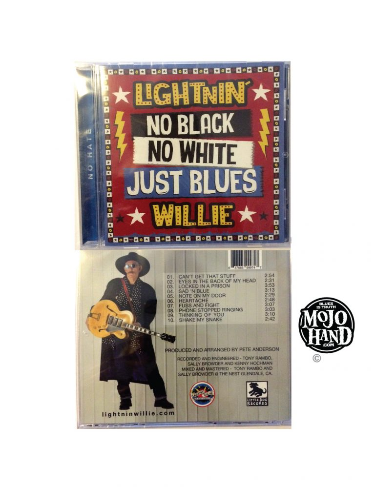 Lightnin Willie | Just Blues CD