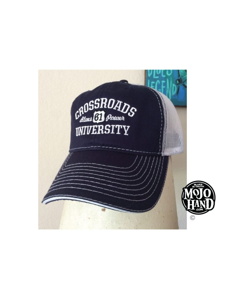crossroads blues hat