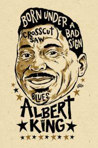 albert king biography