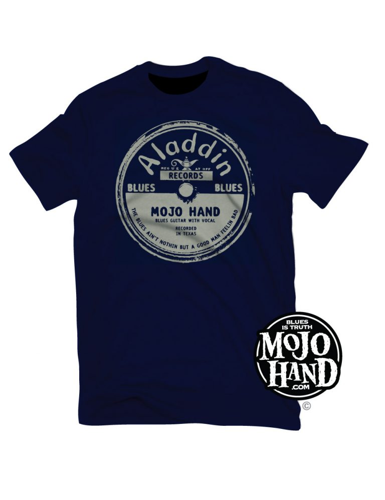 Aladdin Blues Record Label T-Shirt