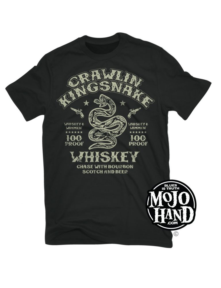 Crawlin Kingsnake T-Shirt