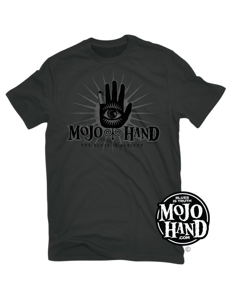 Mojohand Blues is Alright Tee