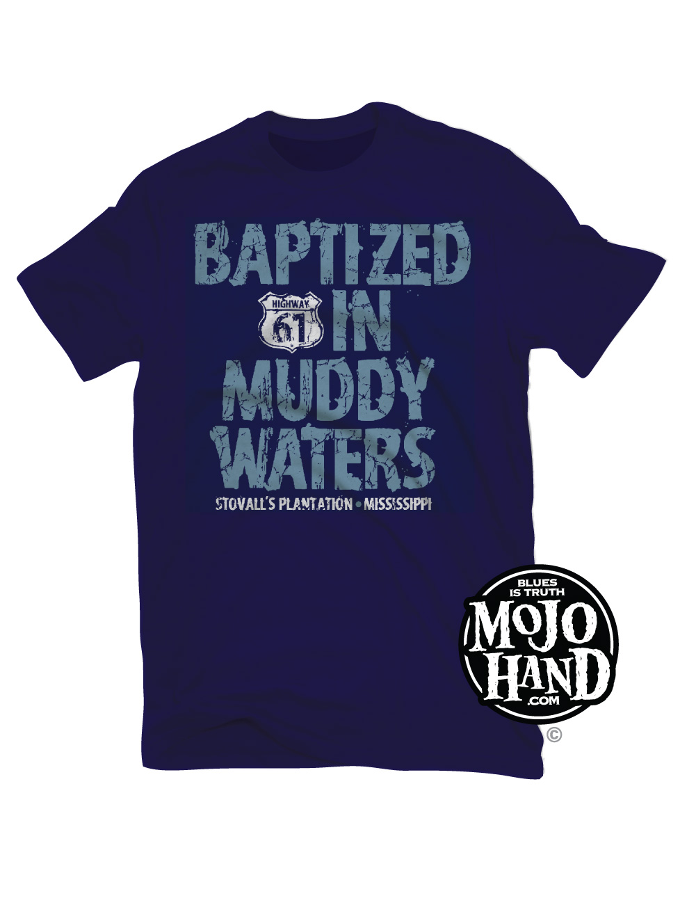 Muddy Waters T Shirt You/'re Gonna Miss Me 100/% Official Delta Blues