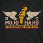Blues will never die t-shirt