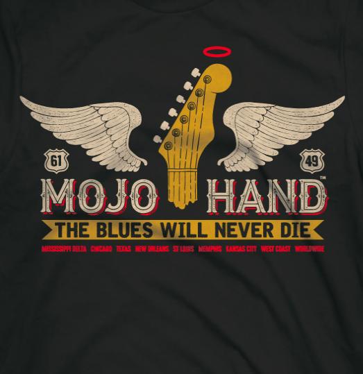 Blues never Die Detail
