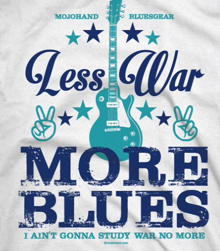 More Blues T-Shirt
