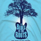 Blues T-shirt Roots