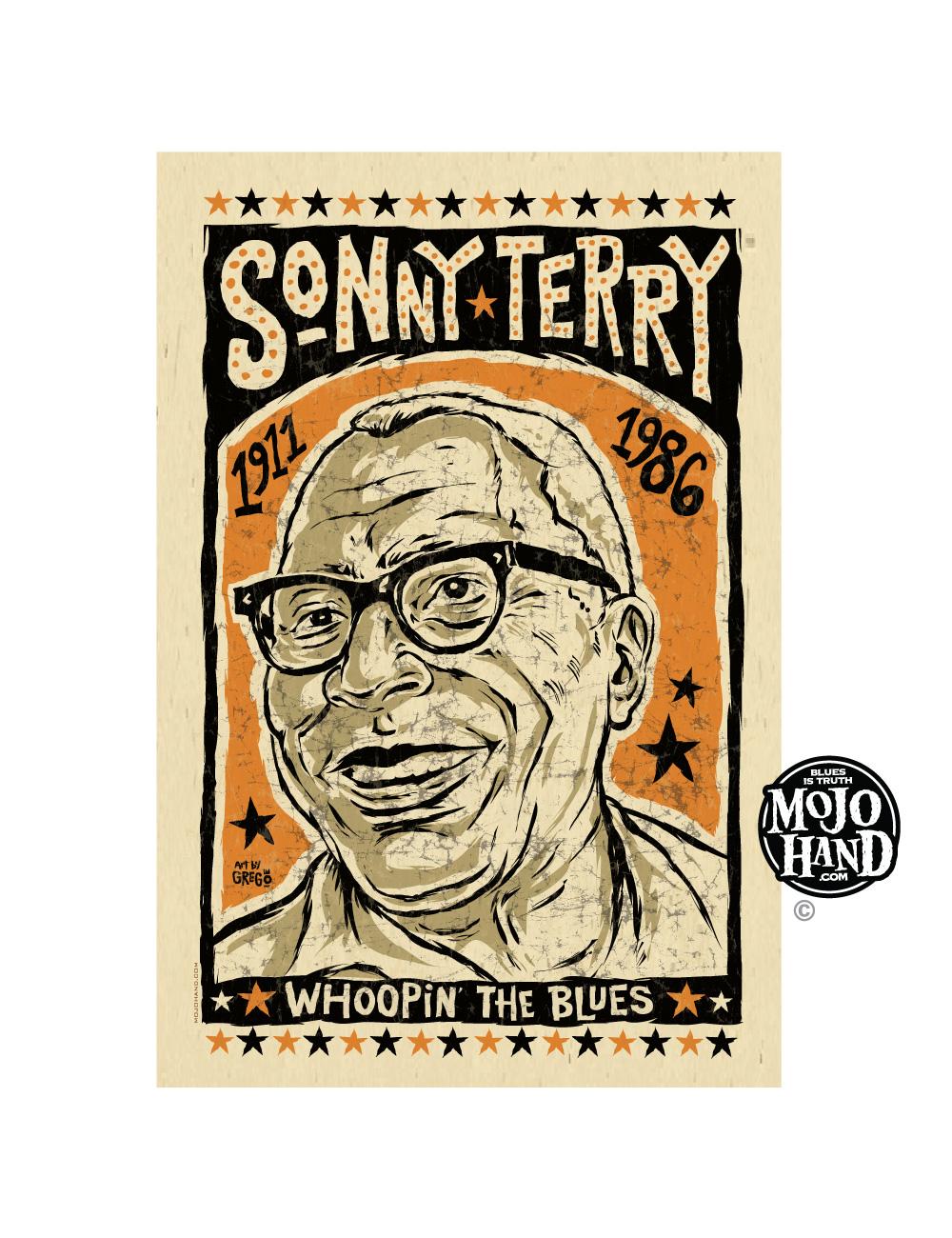 sonny-terry-blues-harmonica-poster-mojohand