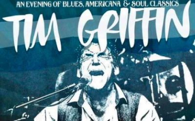 Tim Griffin – Blues band of the Week at Mojohand.com