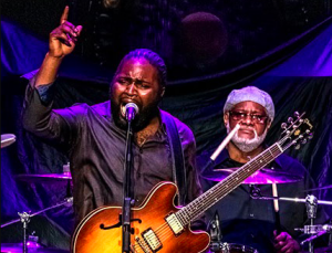 Marquise Knox - Mojohand Blues artist of the week