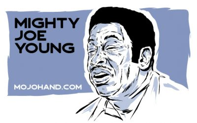 Today in Blues history – September 23, 1927 – Mighty Joe Young is born