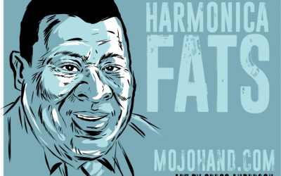 Today in Blues history – September 8, 1927 – Harmonica Fats is born